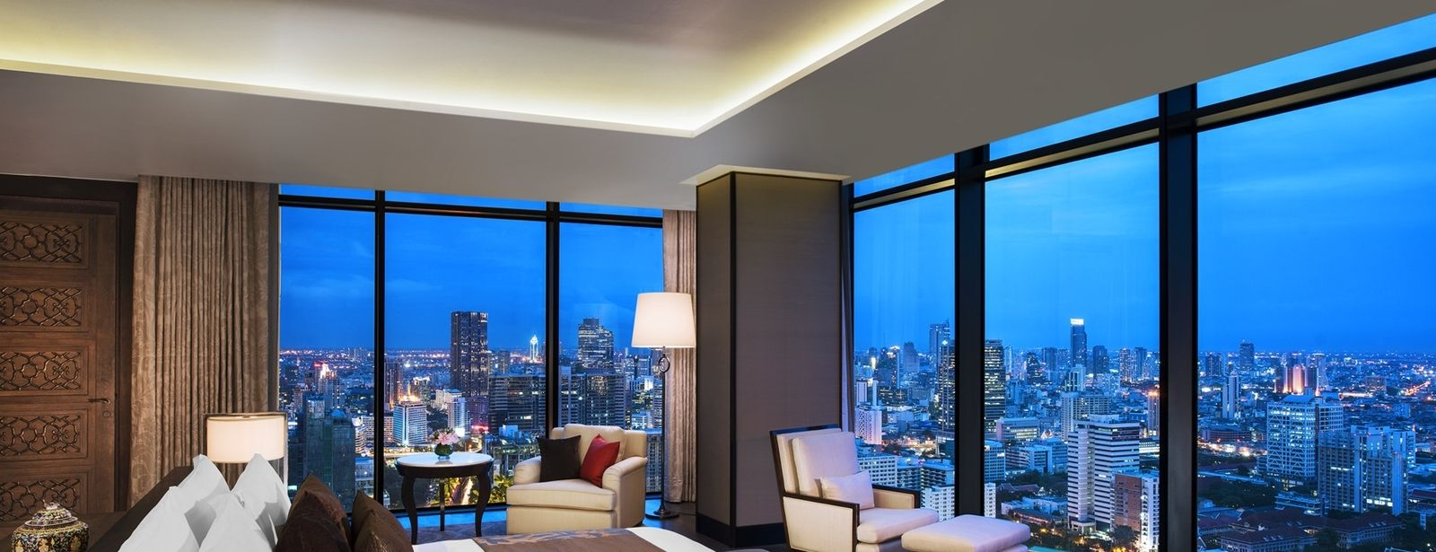 The St. Regis Bangkok Penthouse Video